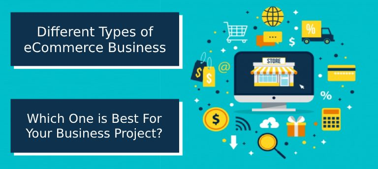 Different Types of eCommerce Business