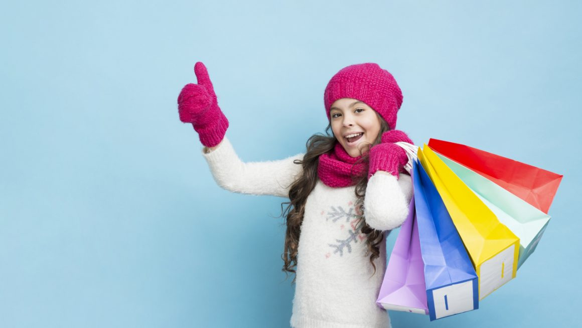 Five Winter Essentials for Your Kids Wardrobe