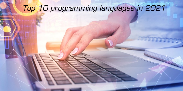 Top 10 programming languages in 2021