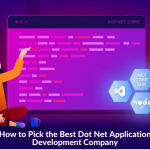 How to Pick the Best Dot Net Application Development Company